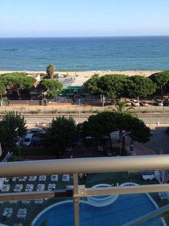 Reymar Playa: Vue de notre chambre !!!!!