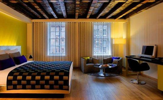 G&V Royal Mile Hotel Edinburgh: G&V Hotel Edinburgh Lawnmarket Rooms