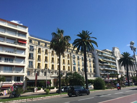 Hotel Le Royal: Отель