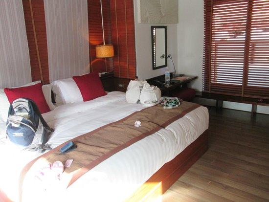 Pavilion Samui Villas & Resort: Our room