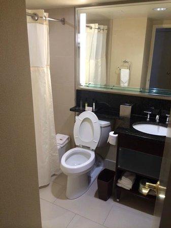 DoubleTree by Hilton Hotel Denver: Bathroom