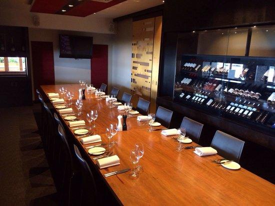 Matilda Bay Restaurant: Wine Room