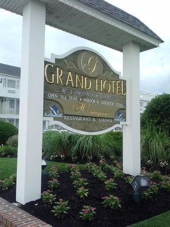 The Grand Hotel: the grand