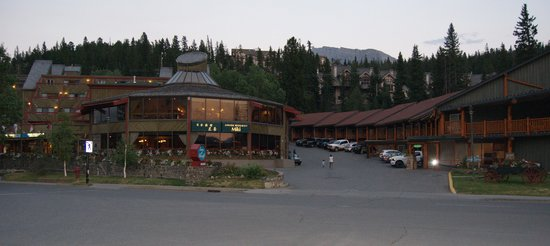 Inns Of Banff: Location2