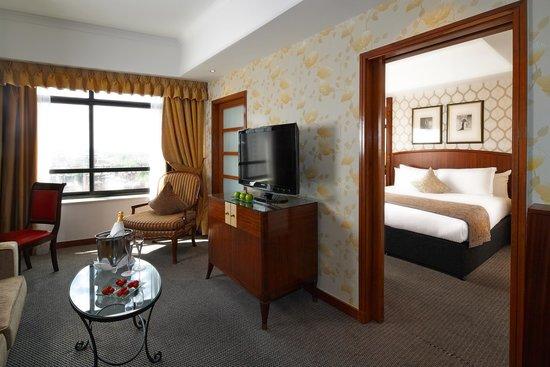 Millennium Hotel London Knightsbridge: Luxury Suite