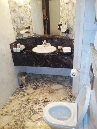 Radisson Blu Edwardian Heathrow Hotel: Bathroom