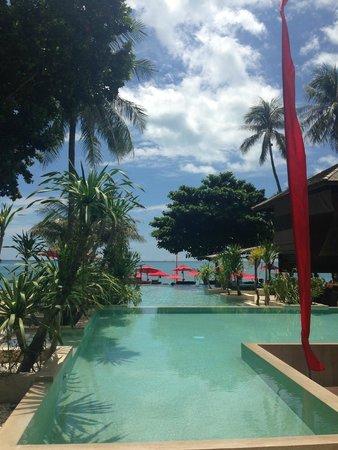 Anantara Rasananda Koh Phangan Villas: Swimming pool