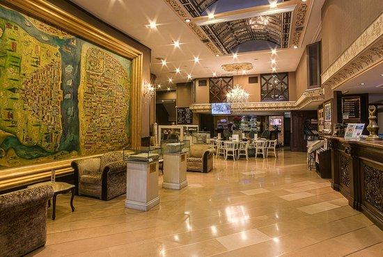 Antik Hotel Istanbul: lobby