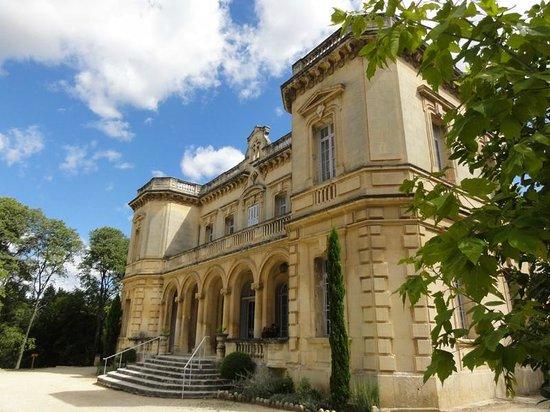 Chateau de Montauban: le chateau