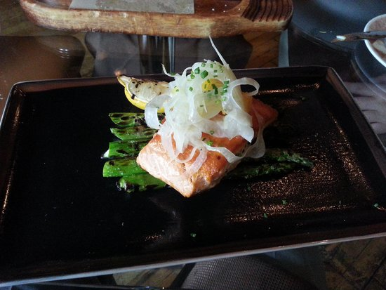 My Salmon at Cibo