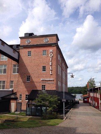Naas Fabriker Hotel och Restaurang: Nääs fabriker hotell och restaurang