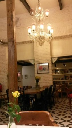 Abode Bombay: The Lobby/Cafe