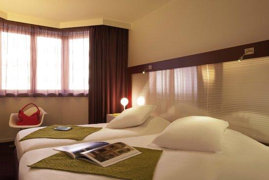Mercure Strasbourg Centre : Chambre à 2 lits