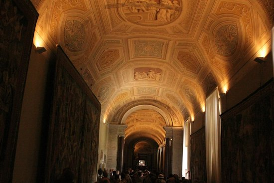 Vatikanische Museen (Musei Vaticani): Museos del Vaticano