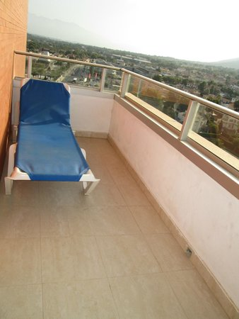 Hotel Levante Club & Spa: balcony