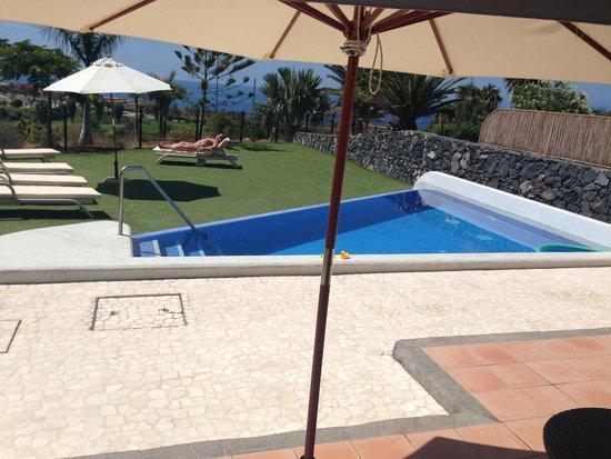 Hotel Suite Villa Maria: Piscina de la Villa