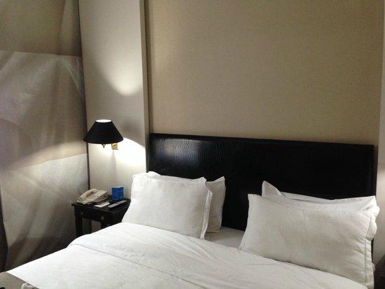 NH Buenos Aires Crillón: las habitaciones son confortables....