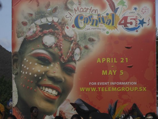 St. Maarten Adventures & Events
