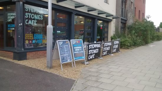 Stepping Stones Cafe