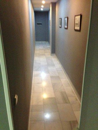 Apartamentos Principe 11: pasillo de entrada