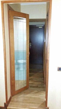 Hotel Regno: Hallway