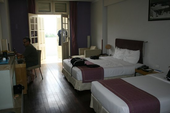 Ngoc Lan Hotel: Our Superior Room