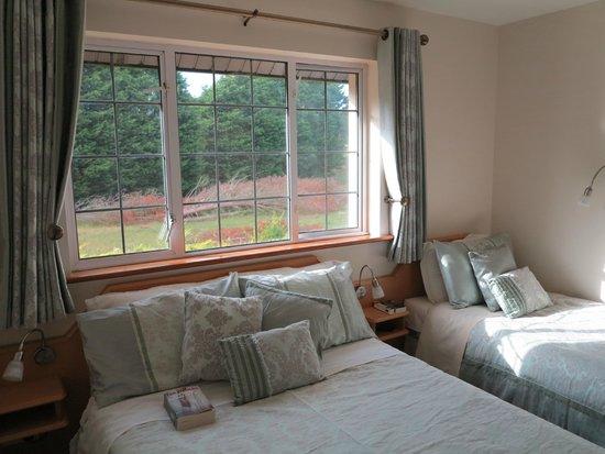Groveside Farm B & B: Notre chambre