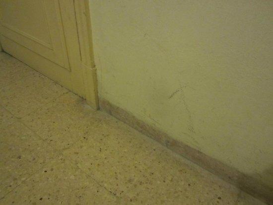 Hotel Mercure Sevilla Havane: mur
