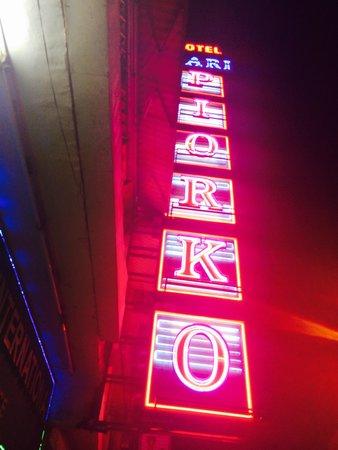 Hotel Hari Piorko: Piorko hotel