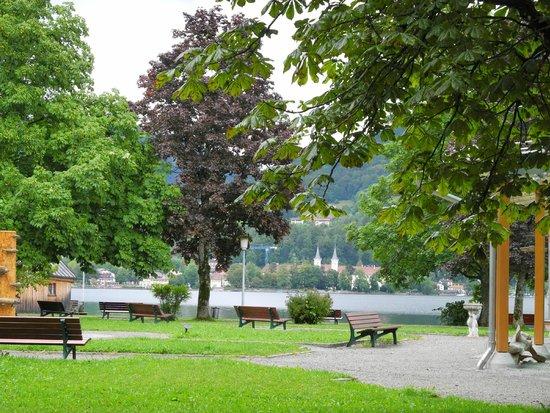 Abwinkler-Hof: The lake