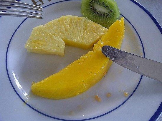 Hotel Escola : Non è melone: papaya!
