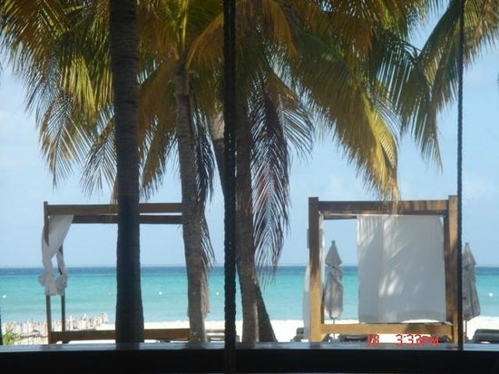 Cabanas Maria Del Mar: Playa Norte