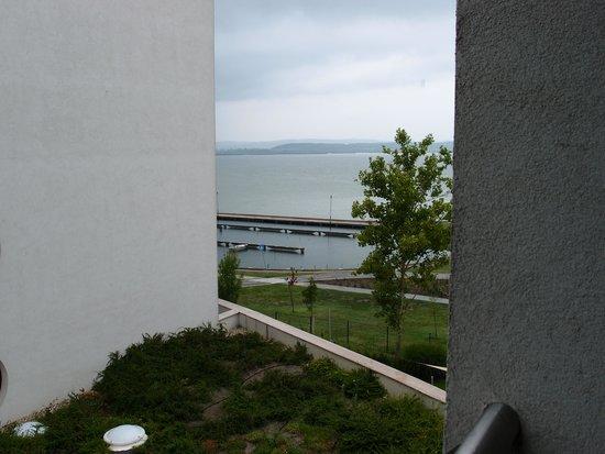 Vital Hotel Nautis: view of the lake