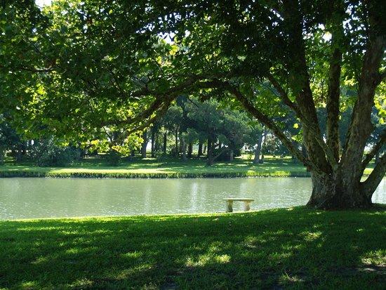 Mission of Nombre de Dios: We sat here and had a picnic