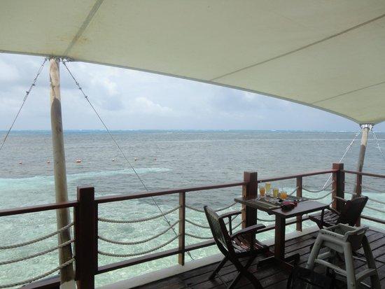 Decameron Los Delfines: ristorante