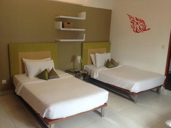 Villa Langka: triple room