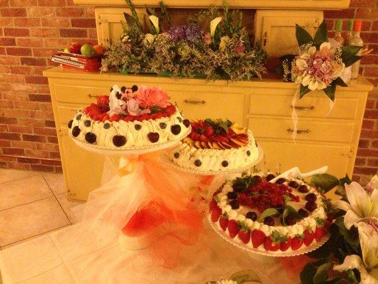 Agriturismo Cascina Argentera: La nostra torta