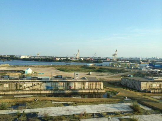 25hours Hotel HafenCity: Empty View