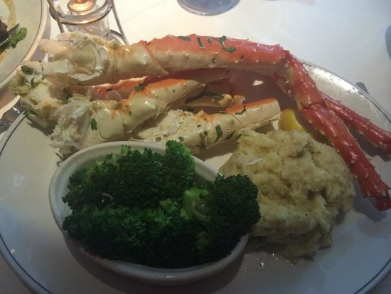 Truluck's Steak & Stone Crab: King Crab 8-26-14