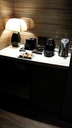 Armani Hotel Dubai: coffee