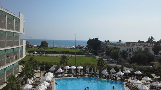 TUI Sensimar Andiz by Barut Hotels: view from room