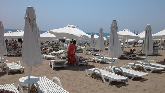 TUI SENSIMAR Andiz by Barut Hotels: beach