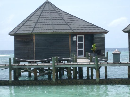 Kuredu Island Resort & Spa : water villa 508