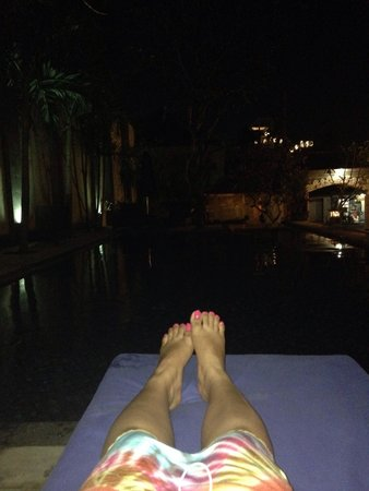 Radha Bali Hotel: Very good hotel 04092014