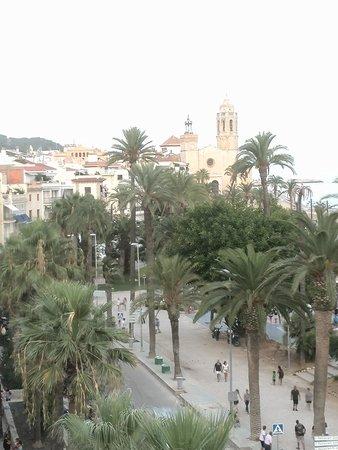 Hotel Platjador: vista desde el hotel
