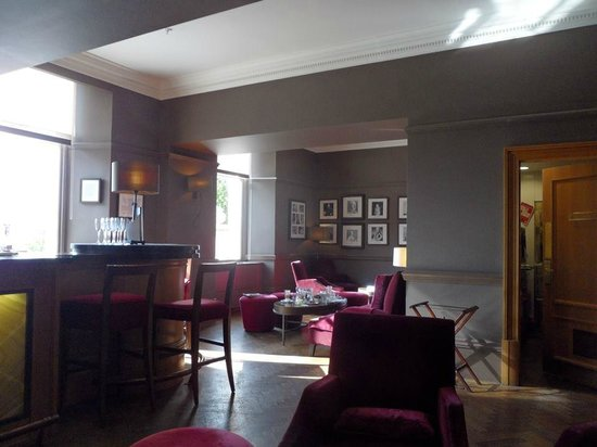 Doubletree by Hilton, Dunblane-Hydro: lounge