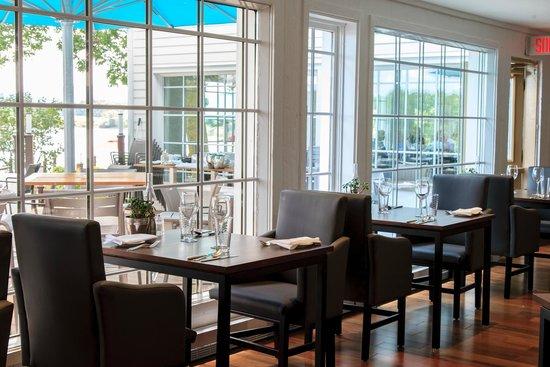 Hôtel Les Trois Tilleuls : Salle à manger
