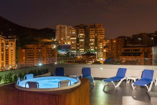 Hampton by Hilton Cali, Colombia: Jacuzzi