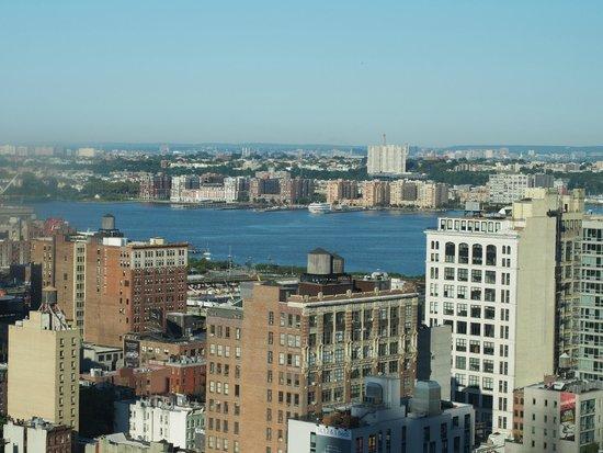 Distrikt Hotel New York City: Blick aus dem Zimmer, 32. Stock!