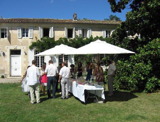 Leoville, Fransa: Réception Mariage - 30 Août 2014 -